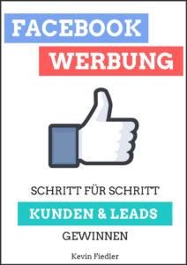 Facebook Werbung für Unternehmer Buch
