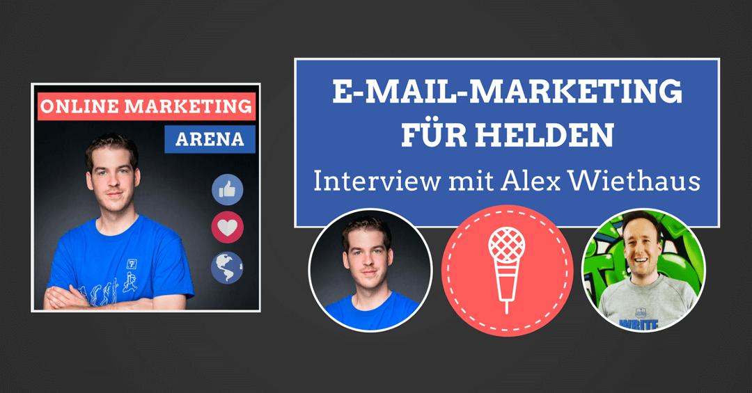 Online Marketing Arena Podcast