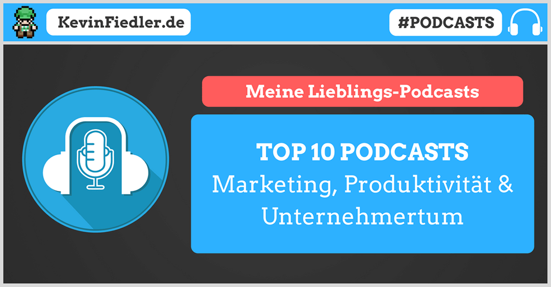 Top 10 Podcasts Marketing