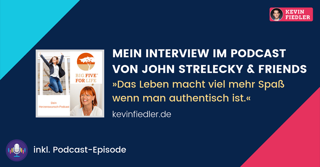 Interview Herzenswunsch Podcast