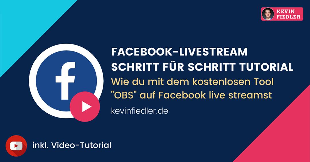 Facebook Live Video erstellen