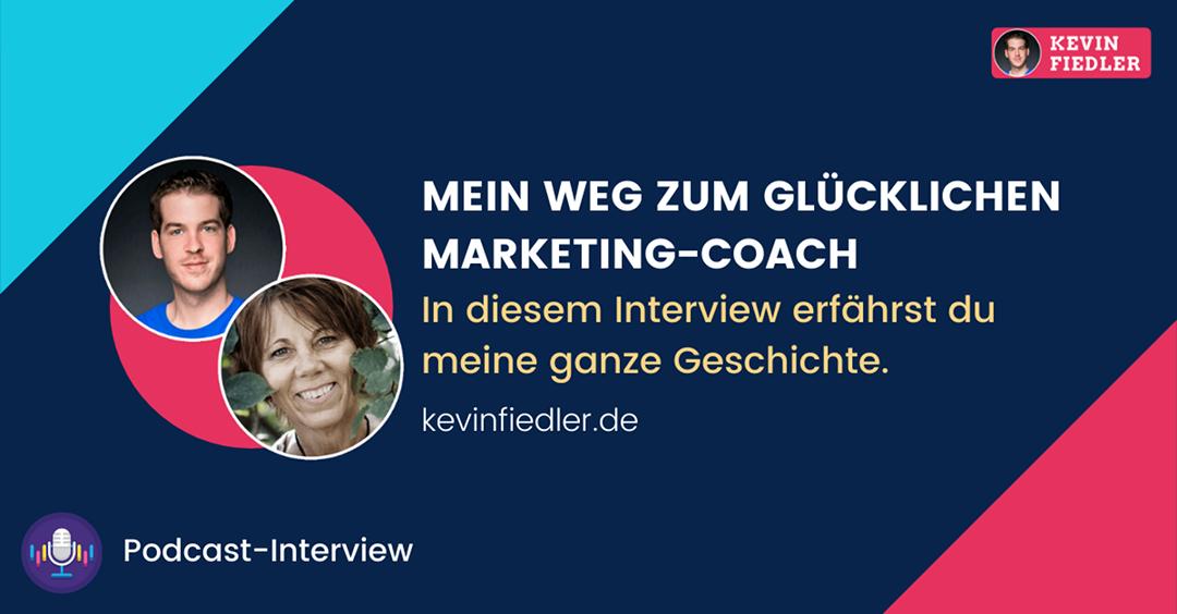 Interview: Mein Weg zum glücklichen Coach für ehrliches & authentisches Marketing