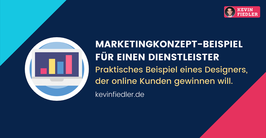 Marketingkonzept Beispiel