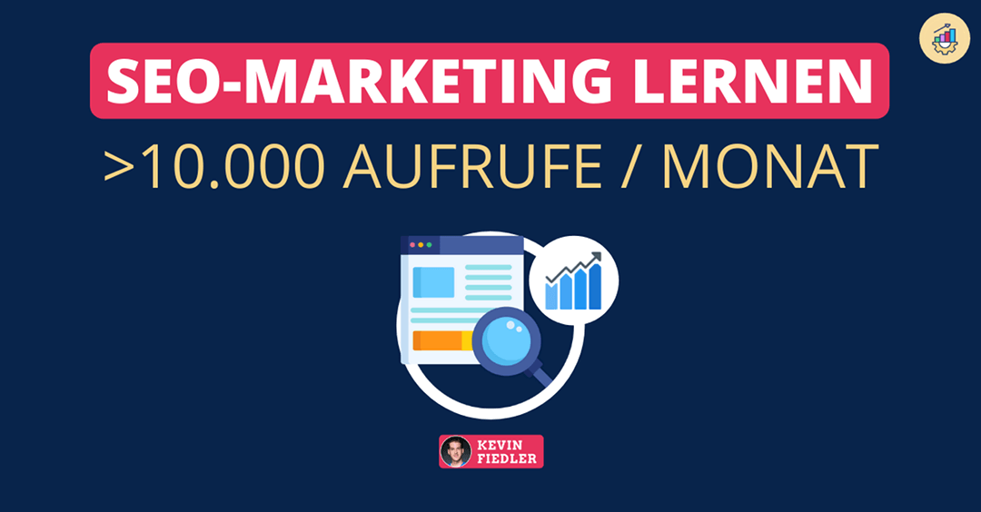 seo marketing lernen