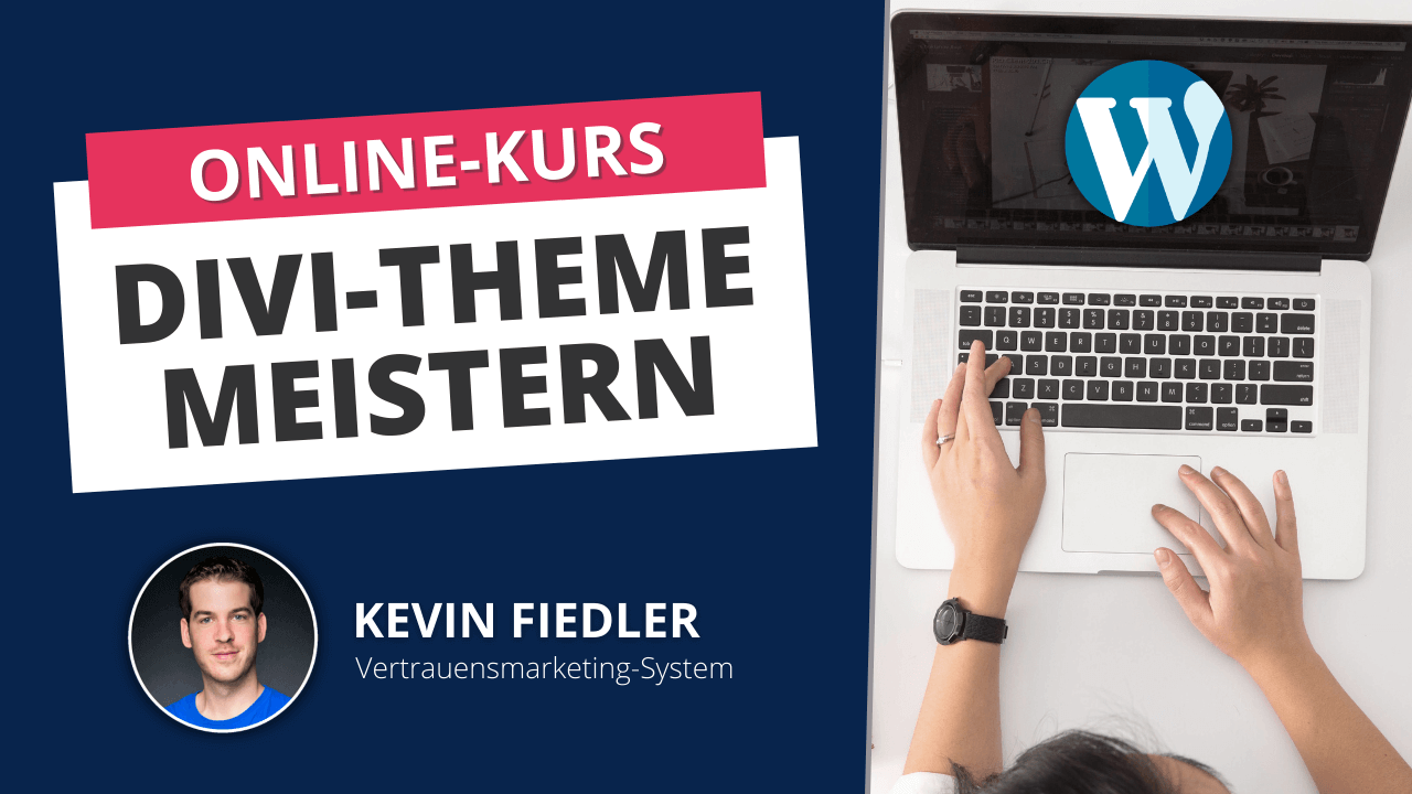 Online Kurs Kevin Fiedler DIVI Theme